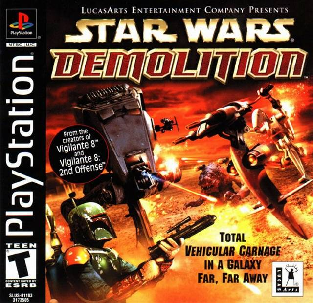 Star Wars: Demolition - PlayStation