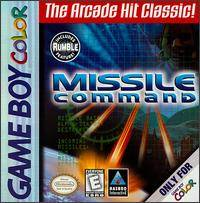 Missile Command - Game Boy Color [USED]