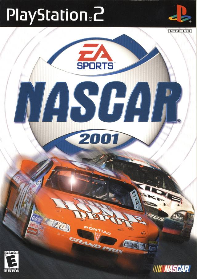 NASCAR 2001 - PlayStation 2