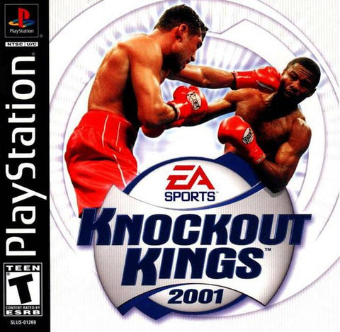 Knockout Kings 2001 - PlayStation