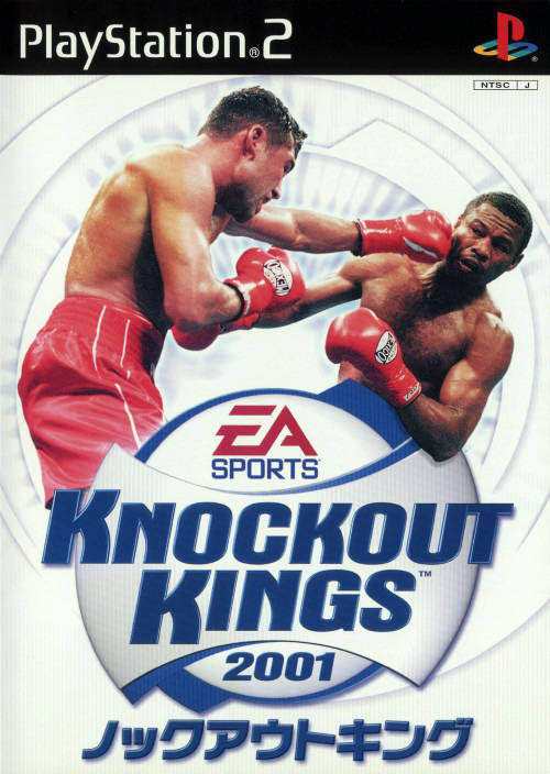 Knockout Kings 2001 - PlayStation 2 (Japan)