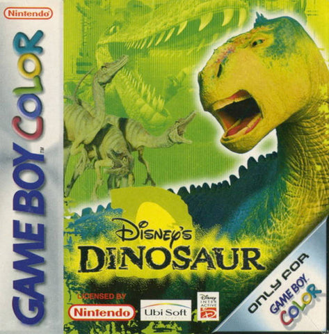 Disney's Dinosaur - Game Boy Color (Europe) [USED]