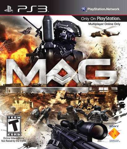 MAG - PlayStation 3