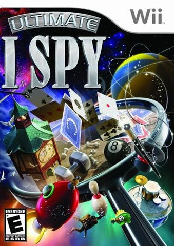 Ultimate I Spy - Nintendo Wii [NEW]