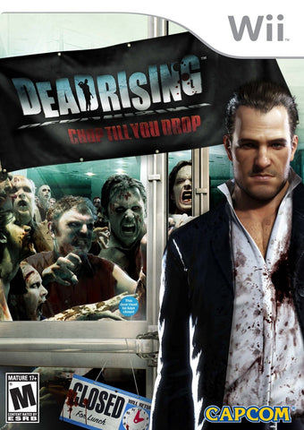 Dead Rising: Chop Till You Drop - Nintendo Wii [USED]