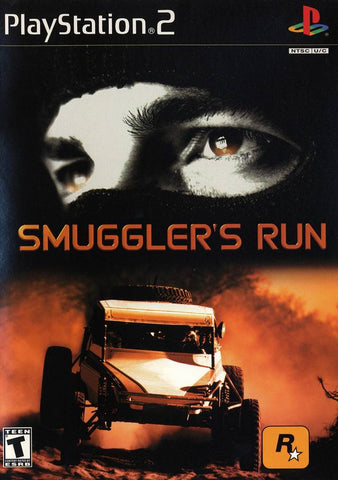 Smuggler's Run - PlayStation 2