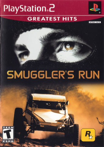 Smuggler's Run (Greatest Hits) - PlayStation 2