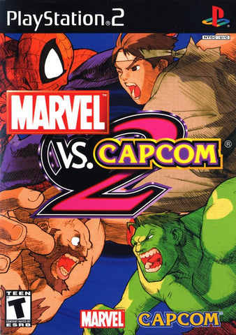 Marvel vs. Capcom 2 - PlayStation 2