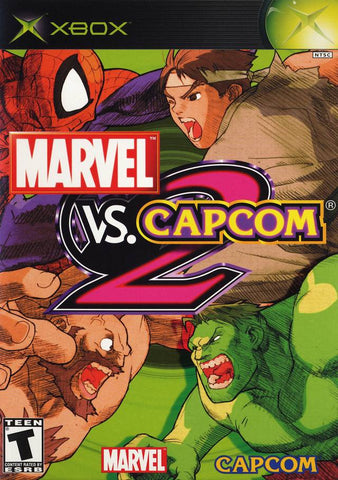 Marvel vs. Capcom 2 - Xbox