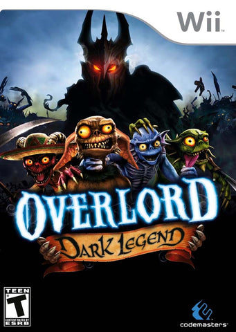 Overlord: Dark Legend - Nintendo Wii [USED]