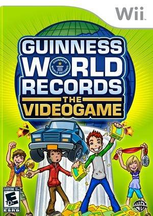 Guinness World Records: The Videogame - Nintendo Wii [NEW]