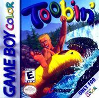 Toobin' - Game Boy Color [NEW]