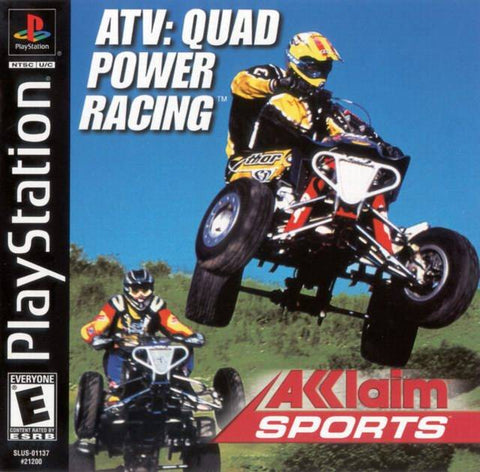 ATV: Quad Power Racing - PlayStation
