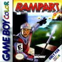 Rampart - Game Boy Color [USED]
