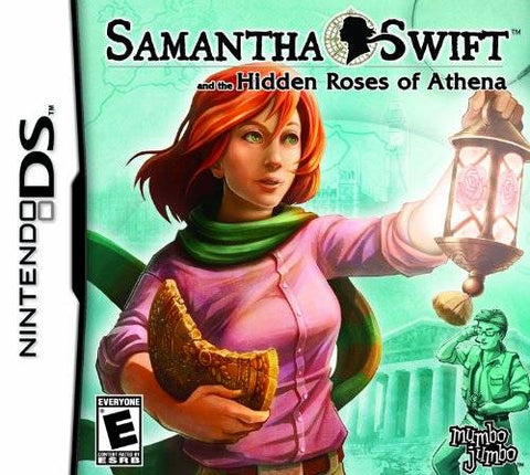 Samantha Swift and the Hidden Roses of Athena - Nintendo DS