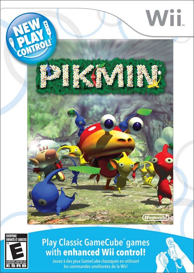 New Play Control! Pikmin - Nintendo Wii [USED]