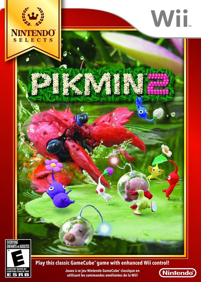 Pikmin 2 (Nintendo Selects) - Nintendo Wii [USED]