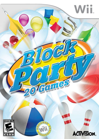 Block Party - Nintendo Wii [USED]