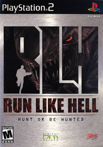 RLH: Run Like Hell - PlayStation 2