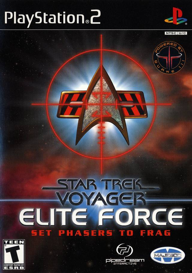 Star Trek: Voyager Elite Force - PlayStation 2