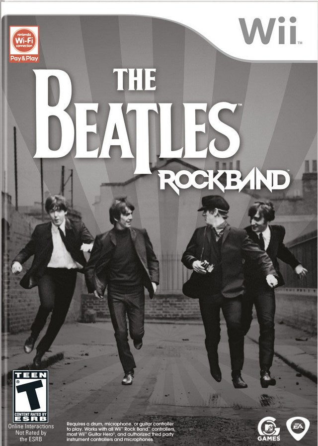 The Beatles: Rock Band - Nintendo Wii [USED]