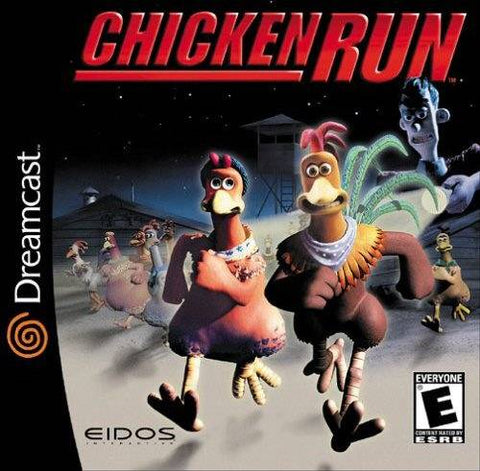 Chicken Run - SEGA Dreamcast