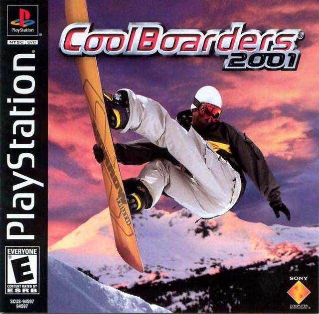 Cool Boarders 2001 - PlayStation
