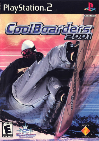 Cool Boarders 2001 - PlayStation 2