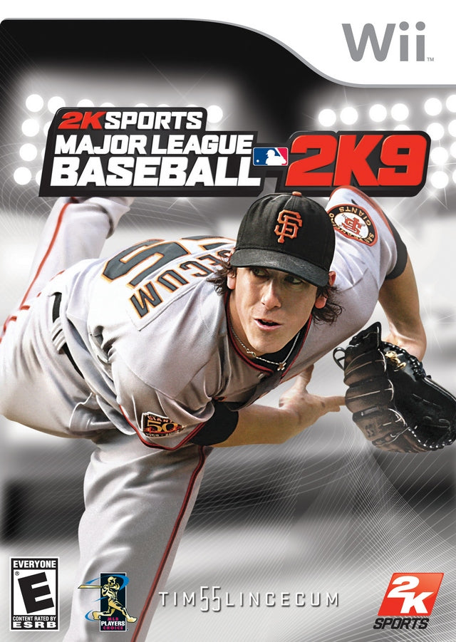 Major League Baseball 2K9 - Nintendo Wii [NEW]