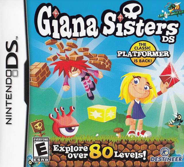 Giana Sisters DS - Nintendo DS
