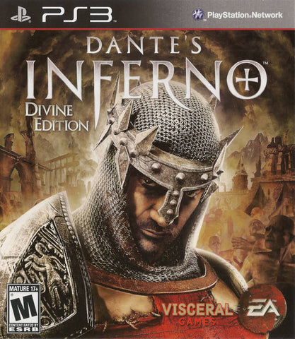 Dante's Inferno (Divine Edition) - PlayStation 3