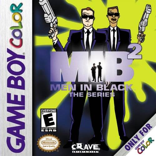 Men in Black 2: The Series - Game Boy Color [USED]