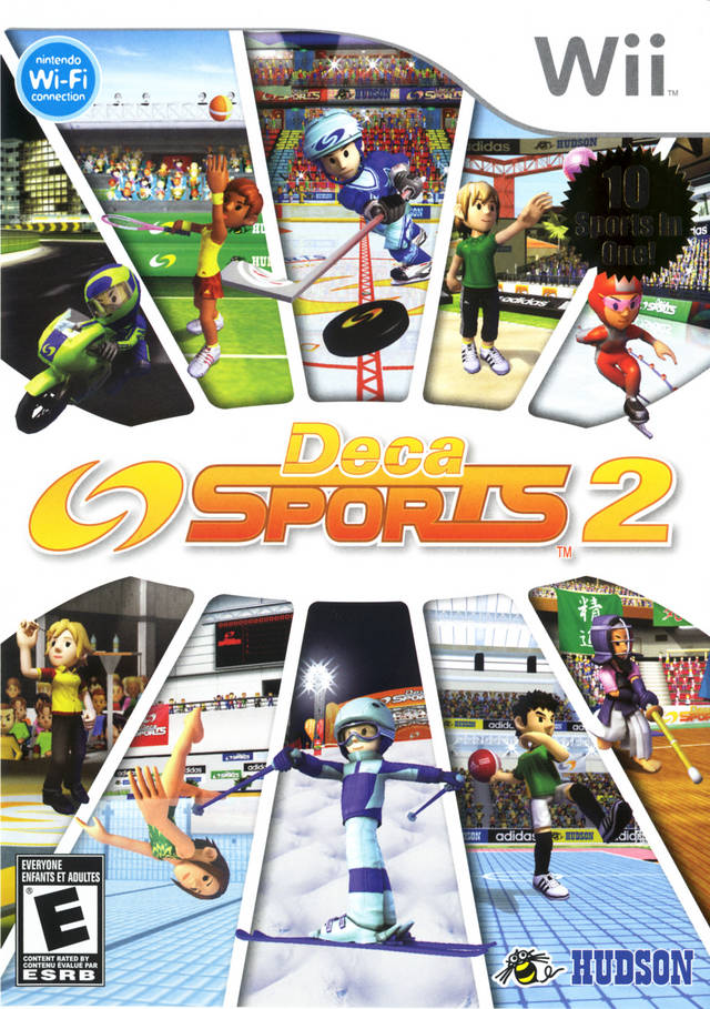 Deca Sports 2 - Nintendo Wii [USED]