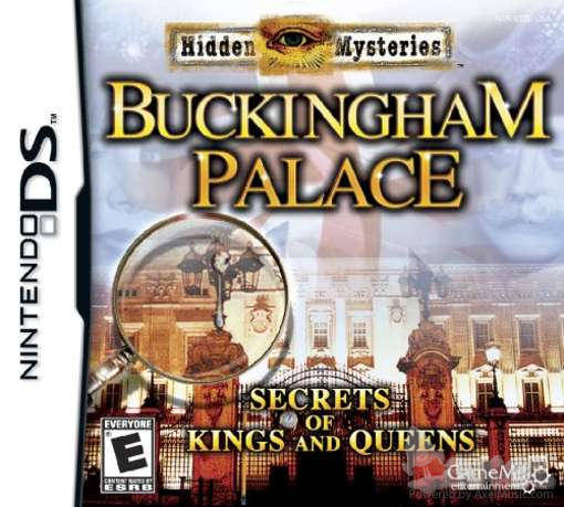 Hidden Mysteries: Buckingham Palace - Nintendo DS