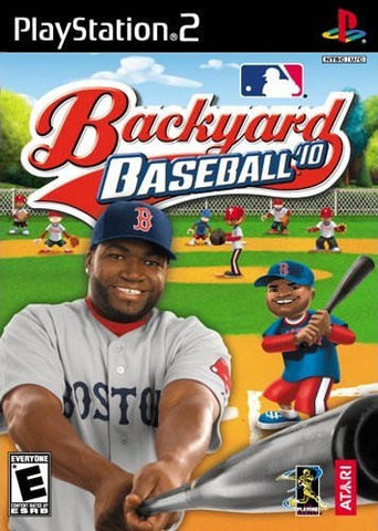 Backyard Baseball '10 - PlayStation 2