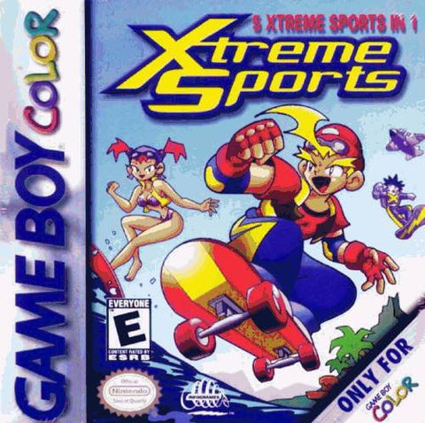 Xtreme Sports - Game Boy Color [USED]