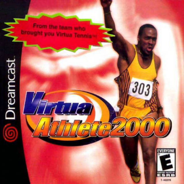 Virtua Athlete 2000 - SEGA Dreamcast [NEW]