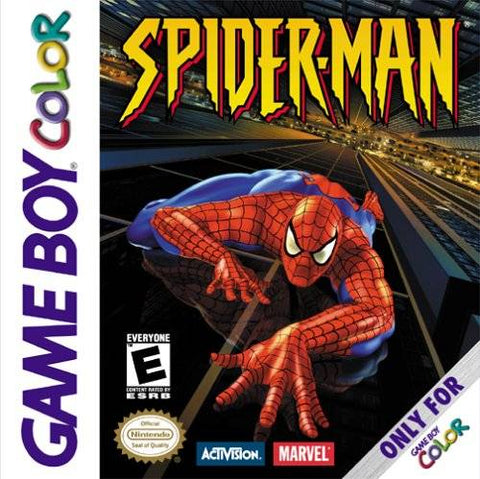 Spider-Man - Game Boy Color [USED]