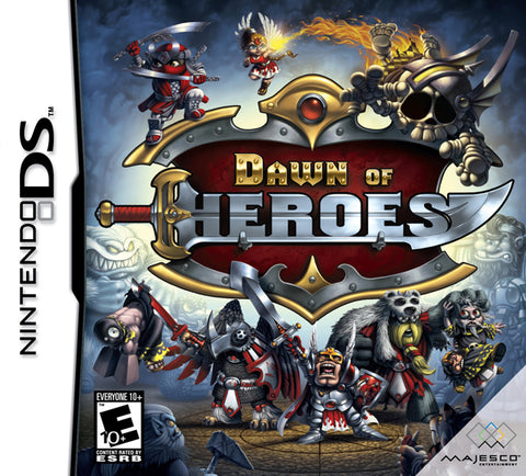 Dawn of Heroes - Nintendo DS