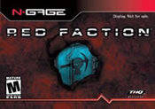 Red Faction - N-Gage
