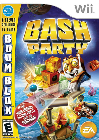 Boom Blox Bash Party - Nintendo Wii [USED]