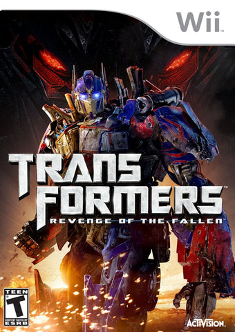Transformers: Revenge of the Fallen - Nintendo Wii [USED]