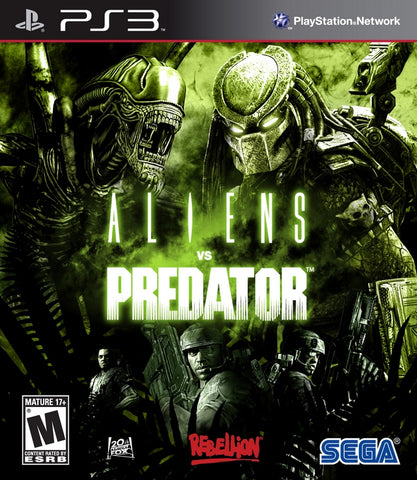 Aliens vs. Predator - PlayStation 3