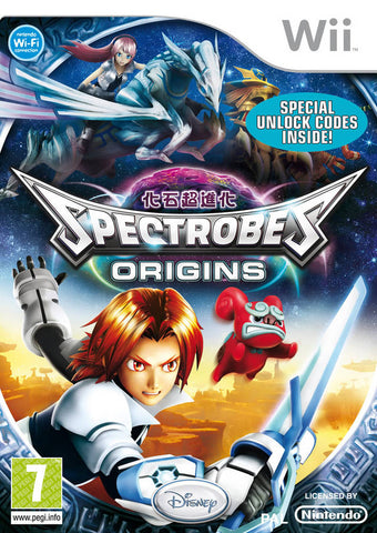 Spectrobes: Origins - Nintendo Wii (Europe) [USED]