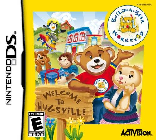 Build-A-Bear Workshop: Welcome to Hugsville - Nintendo DS