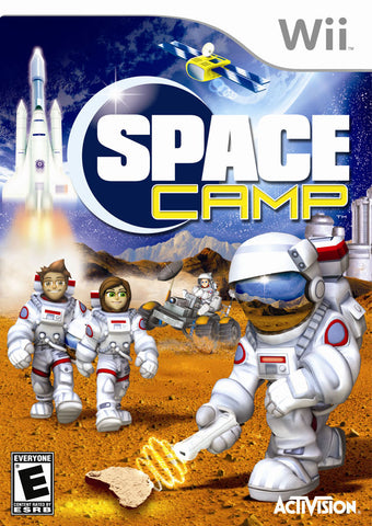Space Camp - Nintendo Wii [NEW]
