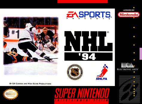 NHL '94 - Super Nintendo [USED]