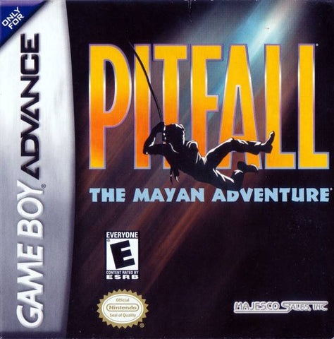 Pitfall: The Mayan Adventure - Game Boy Advance [USED]