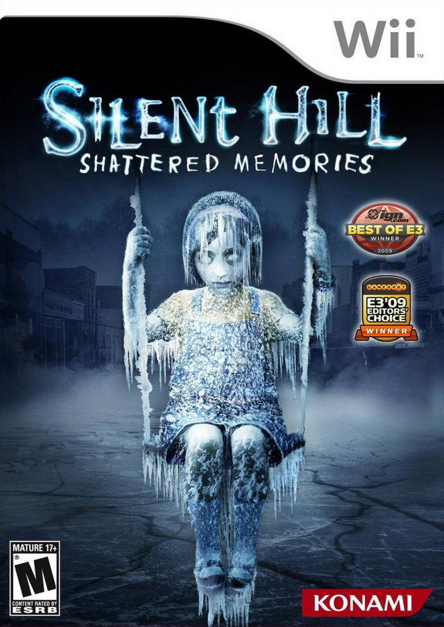 Silent Hill: Shattered Memories - Nintendo Wii [USED]
