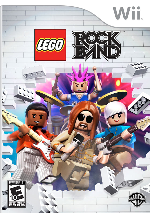 LEGO Rock Band - Nintendo Wii [USED]
